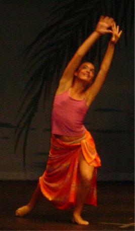 What a Wonderful World danced by Kim Wilken