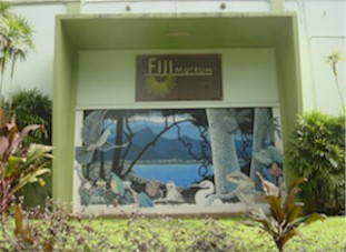 The Fiji Museum was a wonderful cultural visit