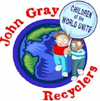 John Gray Recyclers' Logo by Freddy Diaz