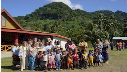 Link to our Seacology Fiji project