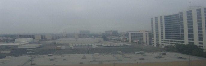 The Famous Los Angeles Smog