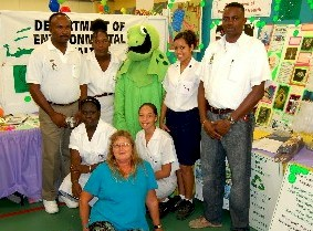 Cayman Islands Dept of Education Reading Fair 2005
