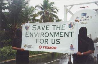 Save the Environment for Us