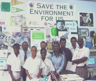 World Environment Day Presentation to DEH 2004